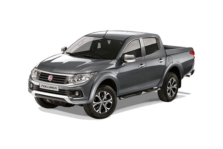 Fullback Pick-up Model Range