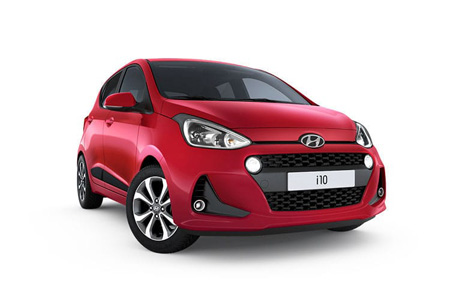 I10 5dr Hatch Model Range