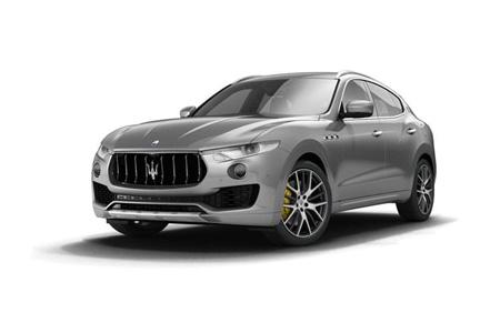 Maserati Levante Model Range