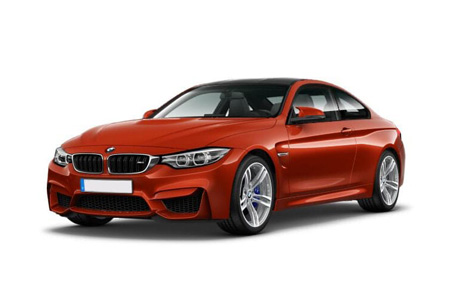 M4 F82 Coupe Model Range