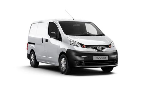 Nv200 Van Model Range