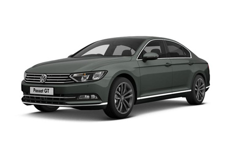 Vw Passat Saloon Model Range