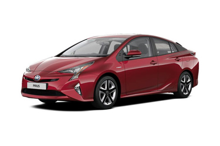 Pre-current Prius Model Range