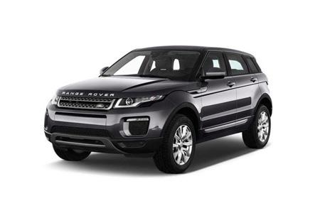 Range Rover Evoque Models