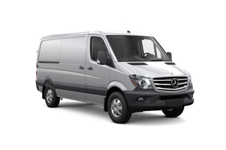 Sprinter Medium Van Models