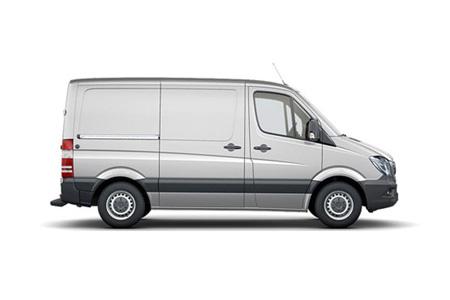 Sprinter Short Van Models