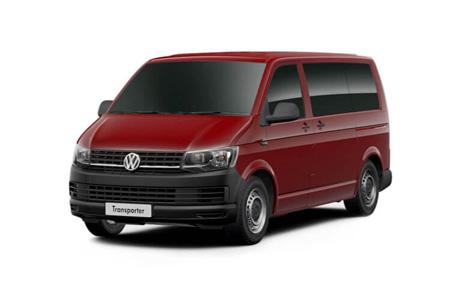 Vw Transporter Kombi Trendline Model