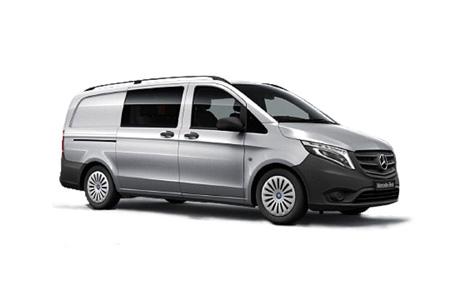 Vito Crew Van Model Range