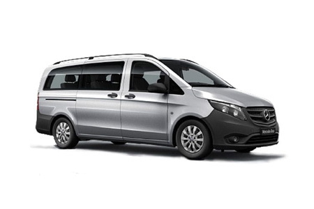 Vito Tourer Model Range