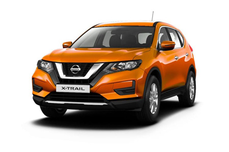 X-trail Model Range
