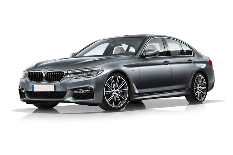 5 Series G30 Saloon Model Range