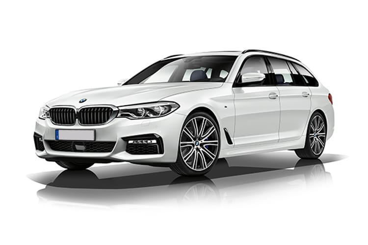 5 Series G31 Touring Model Range