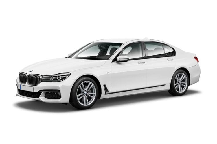 7 Series G11/12 4dr Saloon Model
