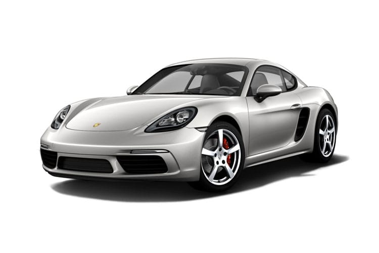 Porsche 718 Cayman Lease car