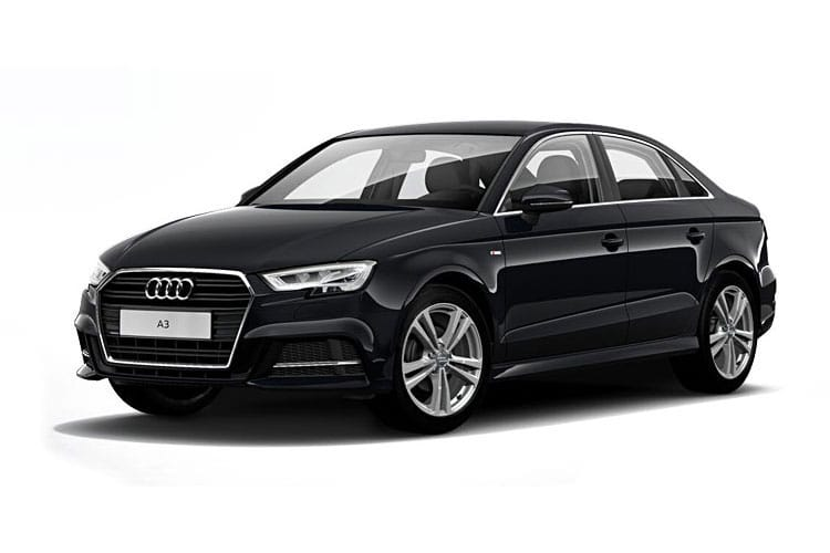 Audi A3 4dr Saloon Lease Car