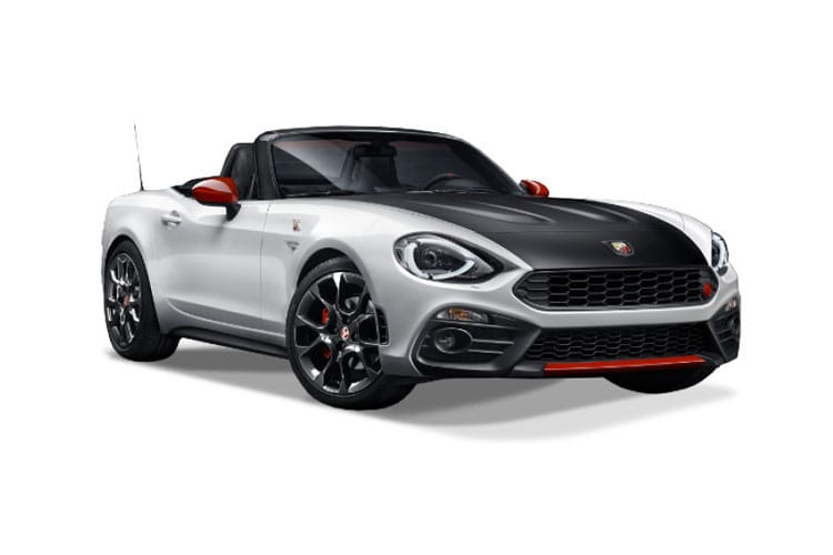 Abarth 124 Spider Model Range