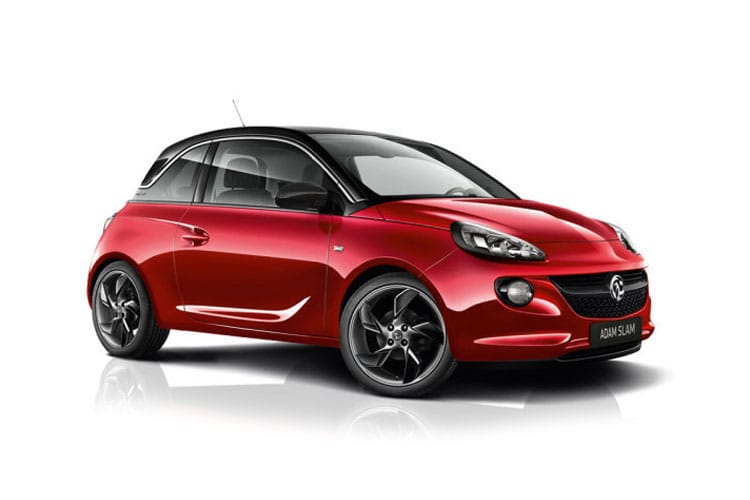 Vauxhall Adam Lease car