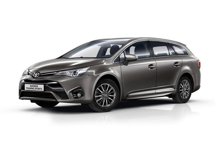 Toyota Avensis Lease car
