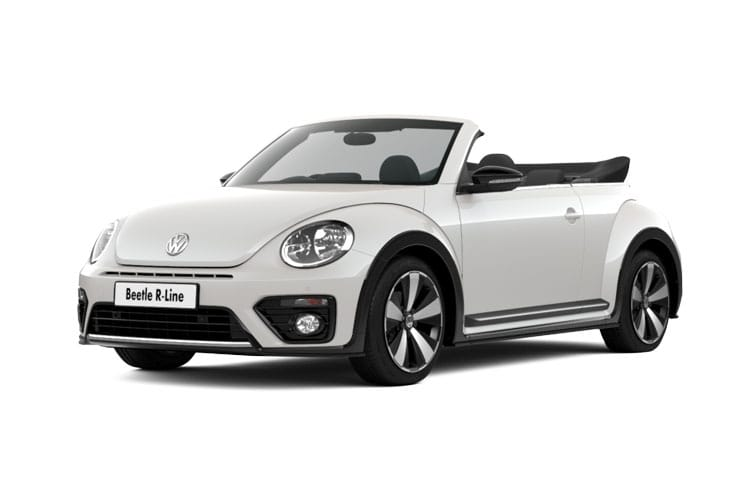 Volkswagen Beetle Cabriolet Lease car
