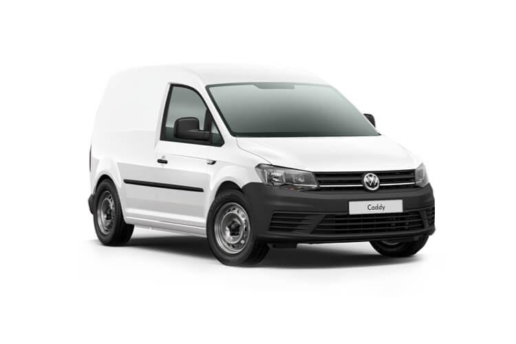 Vw Caddy Van Model Range