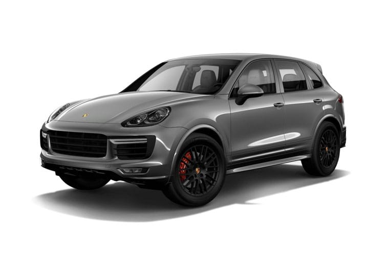 Porsche Cayenne Lease car
