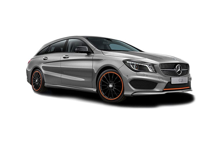 Cla-class Shooting Brake Models