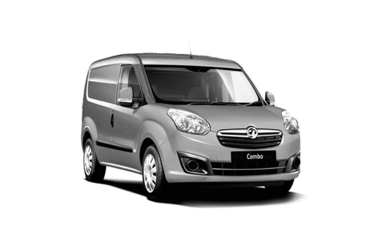 Combo Van Model Range