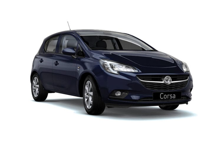 Vauxhall Corsa Lease car