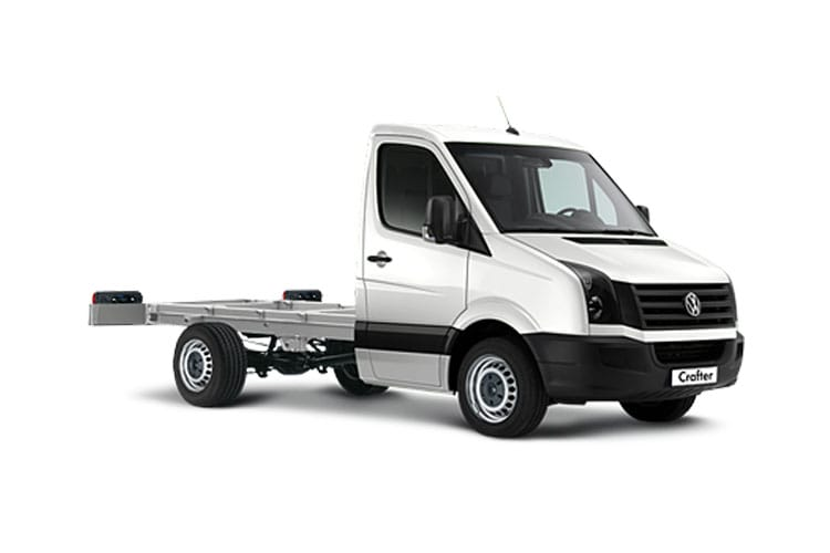 Vw Crafter Chassis Cab Model Range