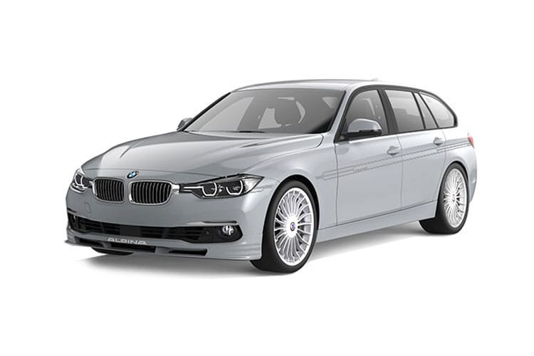 Bmw Alpina D3 Touring Model Range