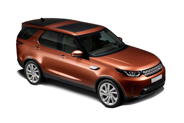 Ranger Rover Discovery UK Carline lease car