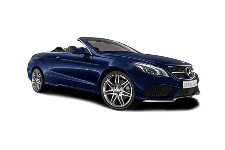 Mercedes E Class Cabriolet Lease model