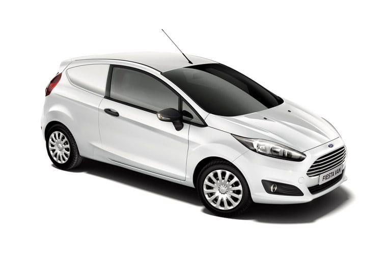 Ford Fiesta Van Lease
