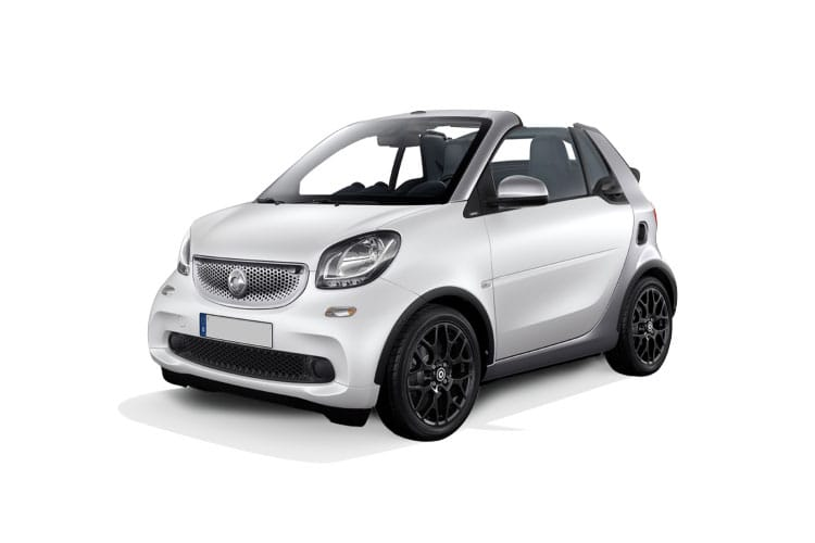 Pre-current Fortwo Cabriolet Model Range
