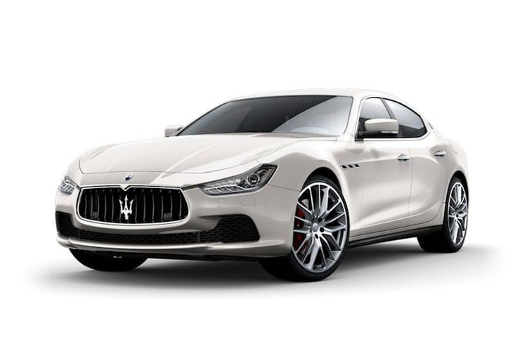 Maserati Ghibli Model Range
