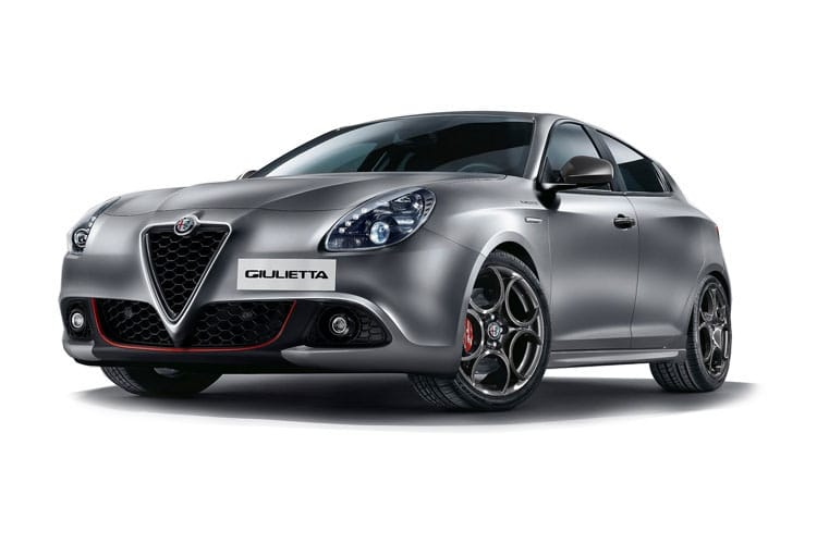 Giulietta Model Range