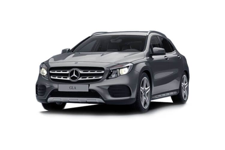 Mercedes GLA Class Lease model