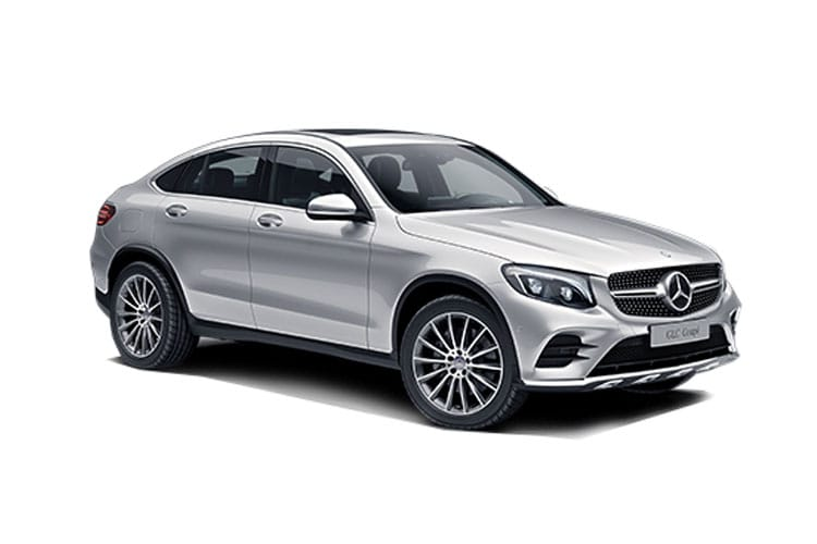 Glc Coupe Model Range