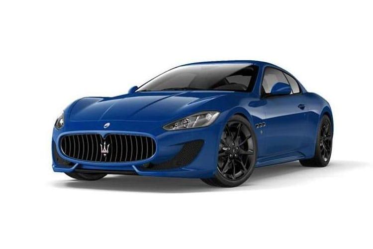Maserati Granturismo Coupe Model Range