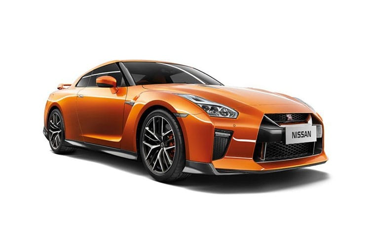 Gt-r 2dr Coupe Model Range