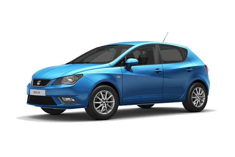Seat Ibiza 5dr Hatch Lease car