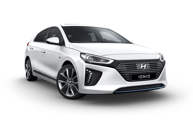 Ioniq 5dr Hatch Model Range