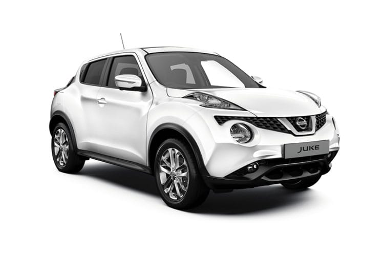 Nissan Juke hatchback lease car