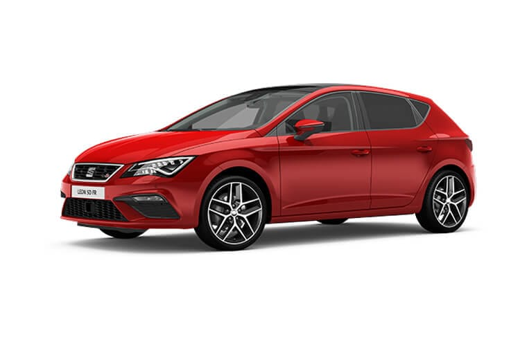 Seat Leon Hatch Lease car