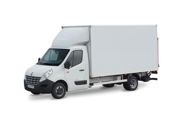 Master Box Van Model Range