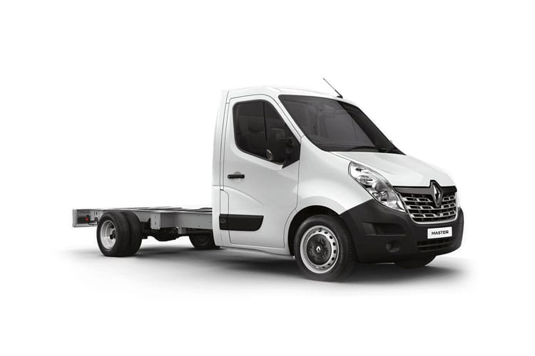 Master Chassis Cab Model