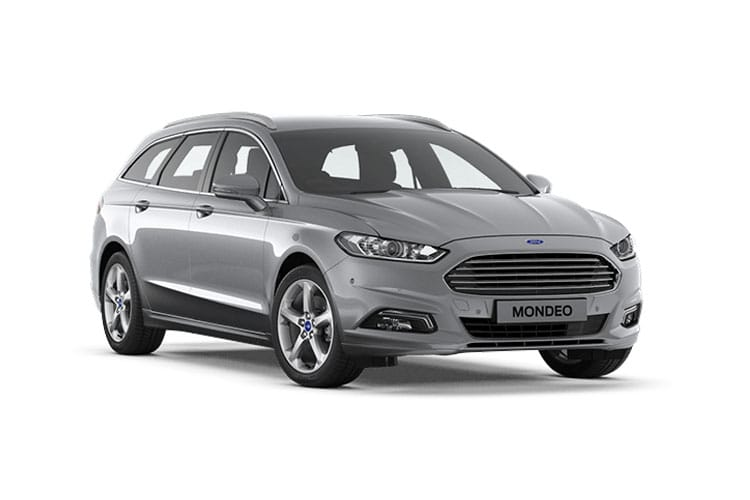 Mondeo Estate Model Range