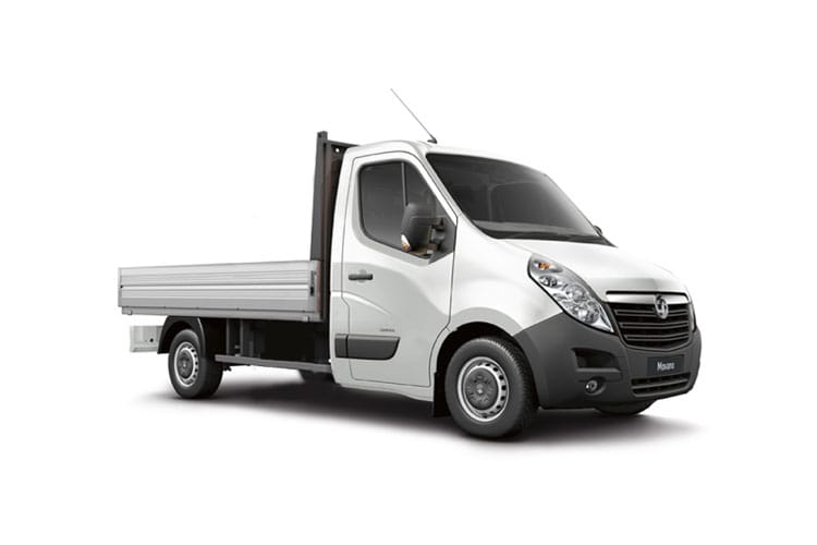 Movano Chassis Cab Model Range