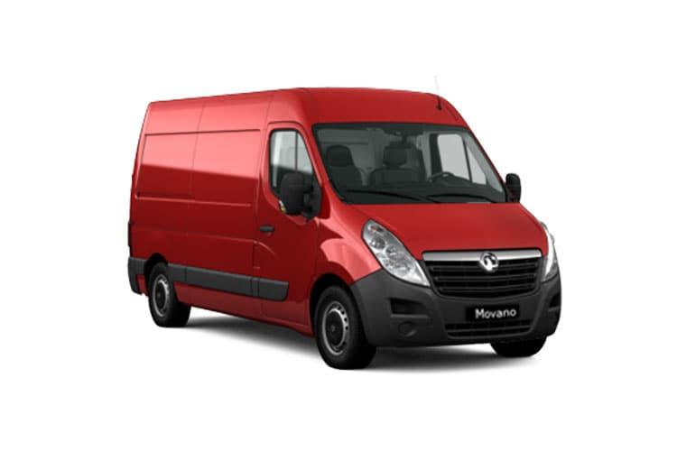 Movano L4h3 Rwd Van 4500hd 2.3cdti Biturbo 130