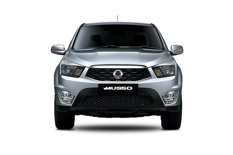 Ssangyong Musso Model Range